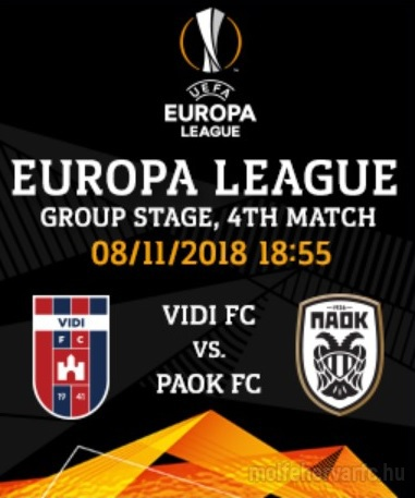 Important information for the visiting PAOK supporters  5bb8210cf6